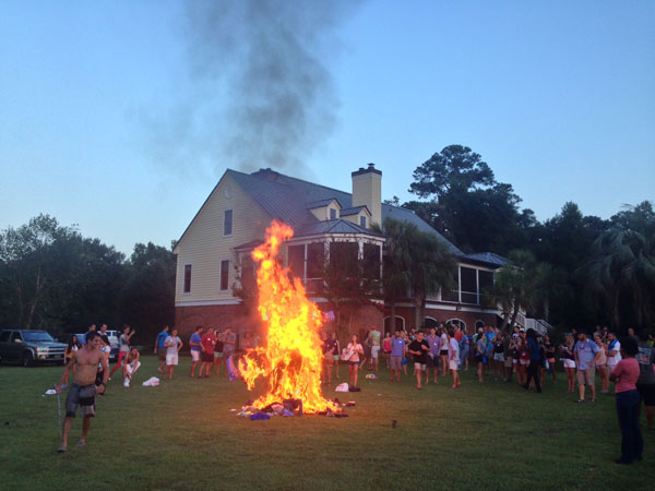 Join Us for the 2015 Scrub Burn, August 25th!
