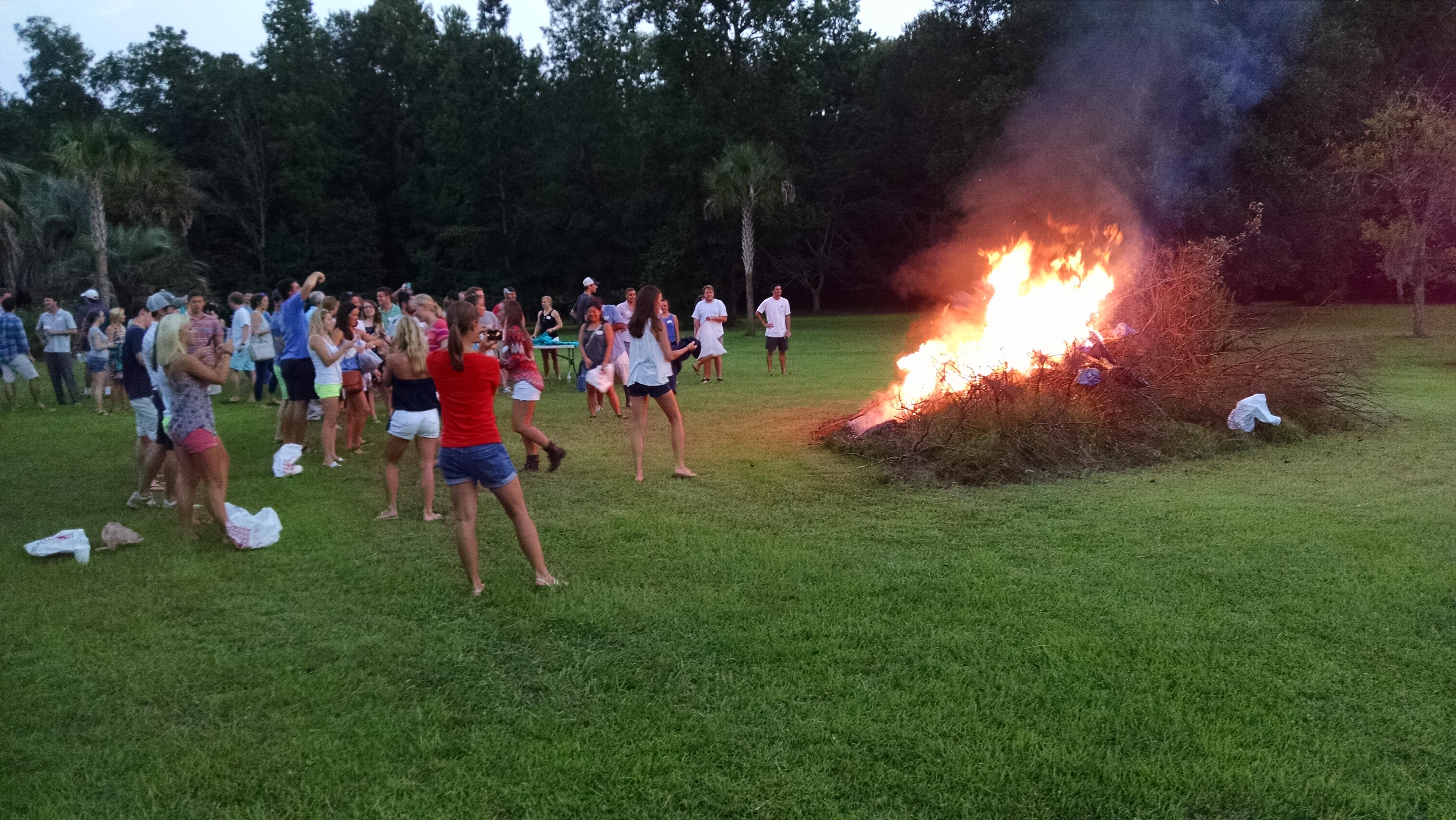 Join DCF for August 27 Scrub Burn
