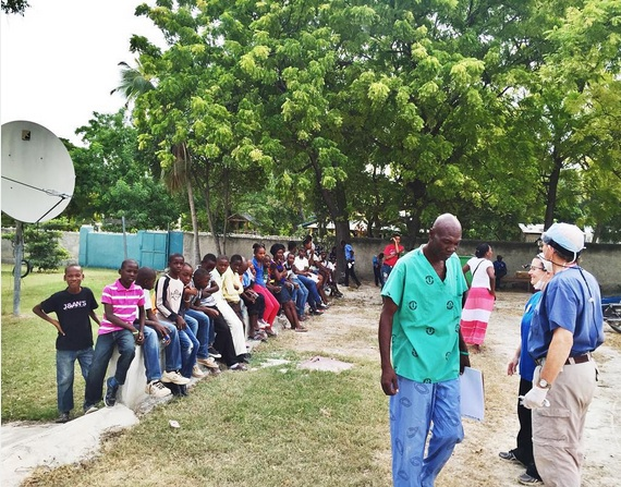 Join DCF on a Trip To Haiti Nov 11-19