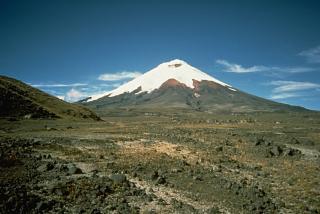 Team Ecuador to Visit Cotopaxi