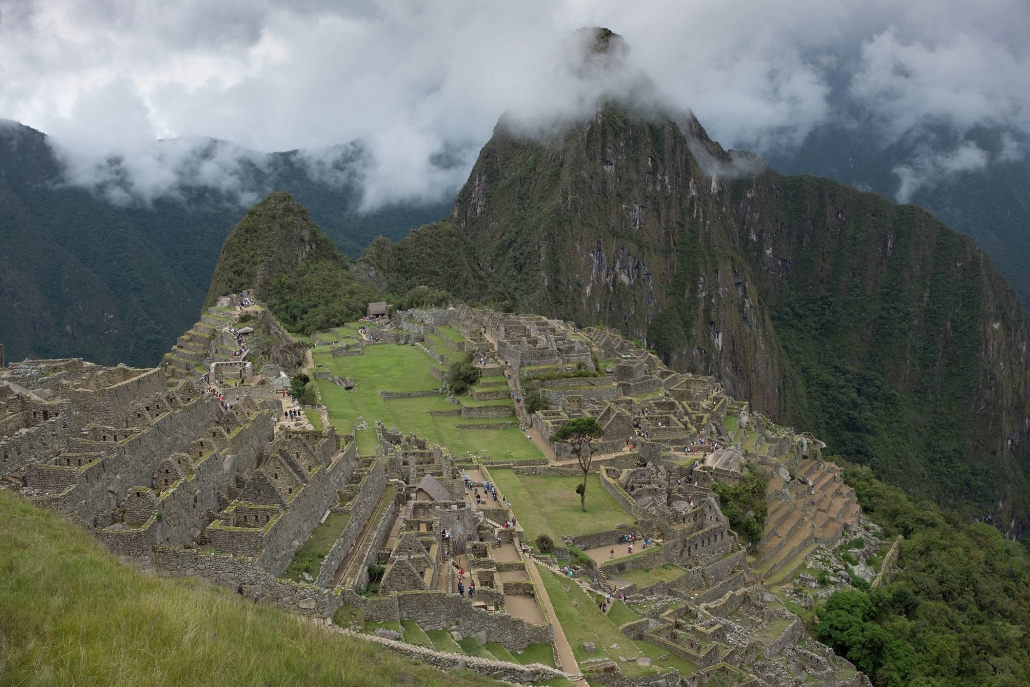 Travel to Peru with DCF
