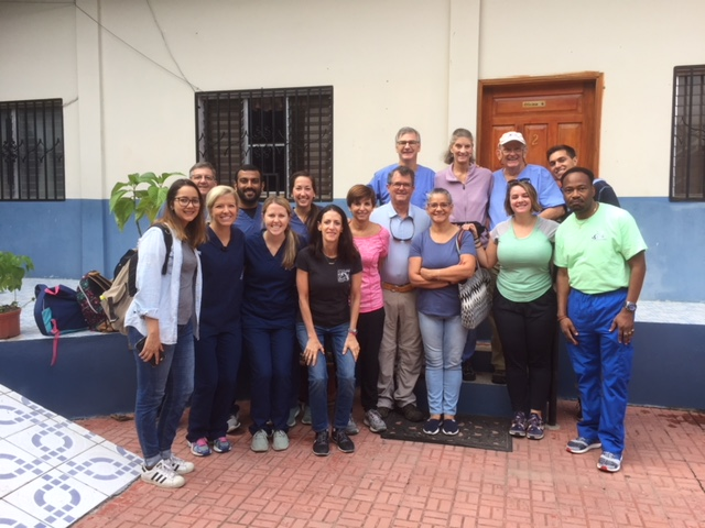 Hurricane versus DCF Mission to Honduras