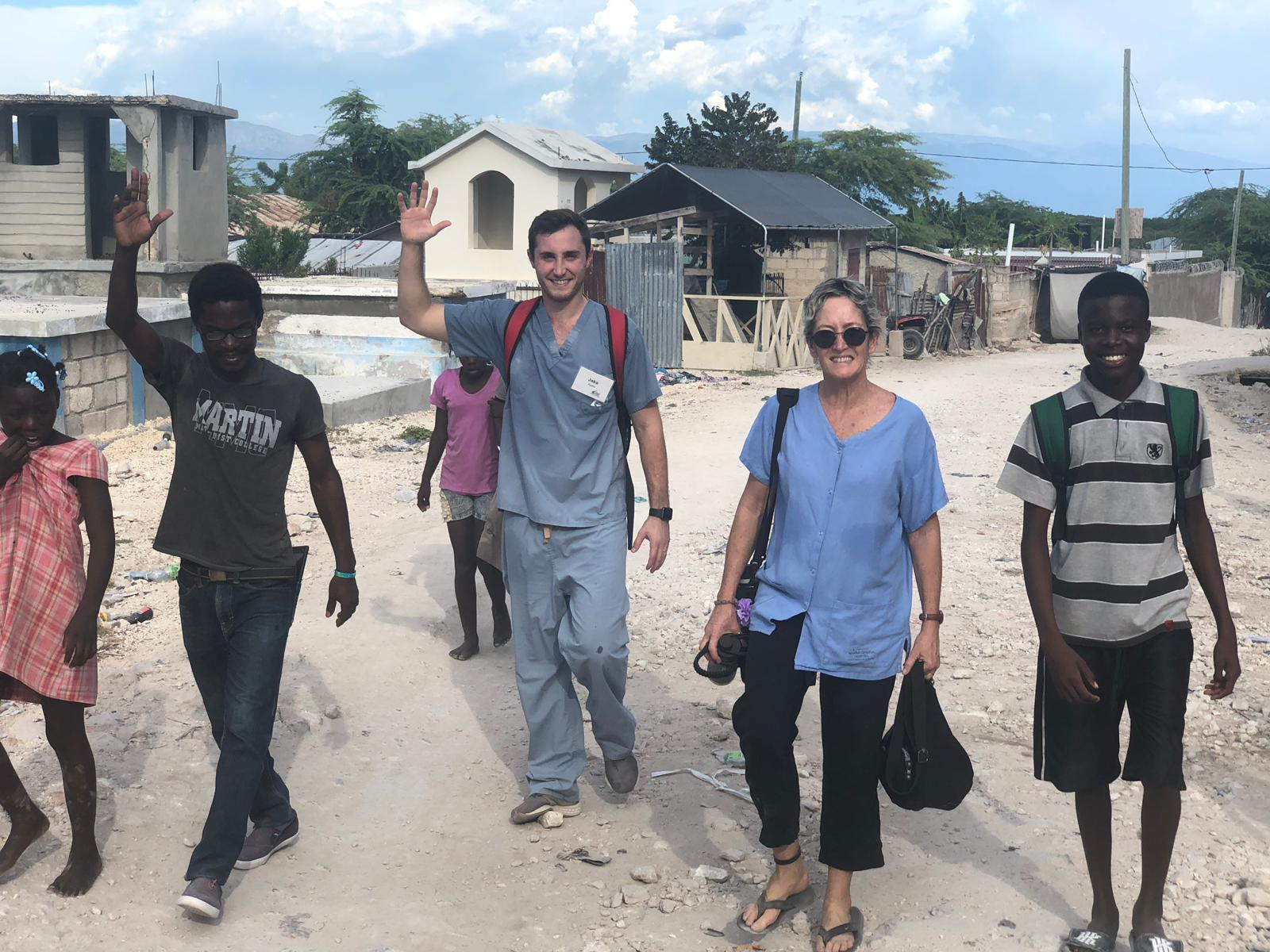 Wrapping up another mission year, Haiti, November 2018